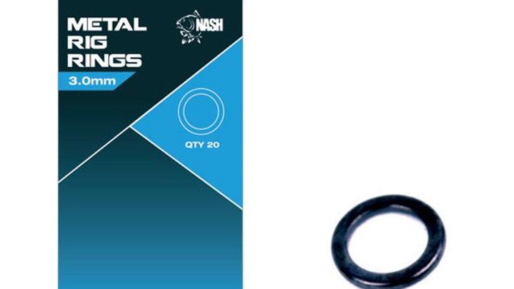 Nash Rig Rings 3.0mm