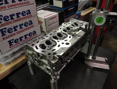 Midget engine build