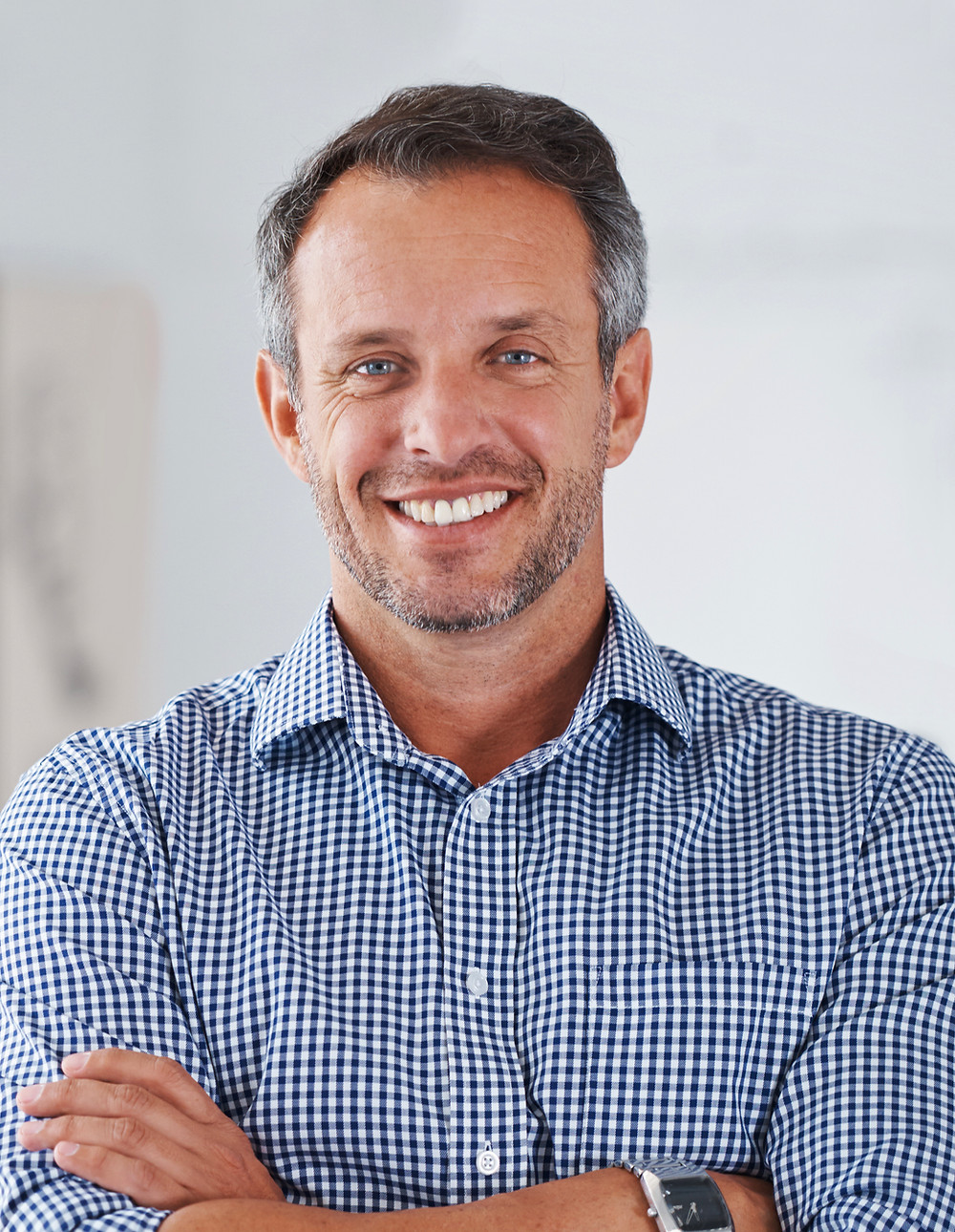 Middle Aged Man Chiropractic Helps Chronic Back Pain - Study Chiropractic Windsor Prahran 3181 Dr Nathan Jenner