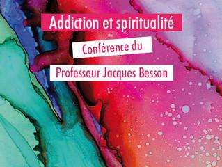 Addiction et spiritualité: le 19 juin à la Longeraie à Morges