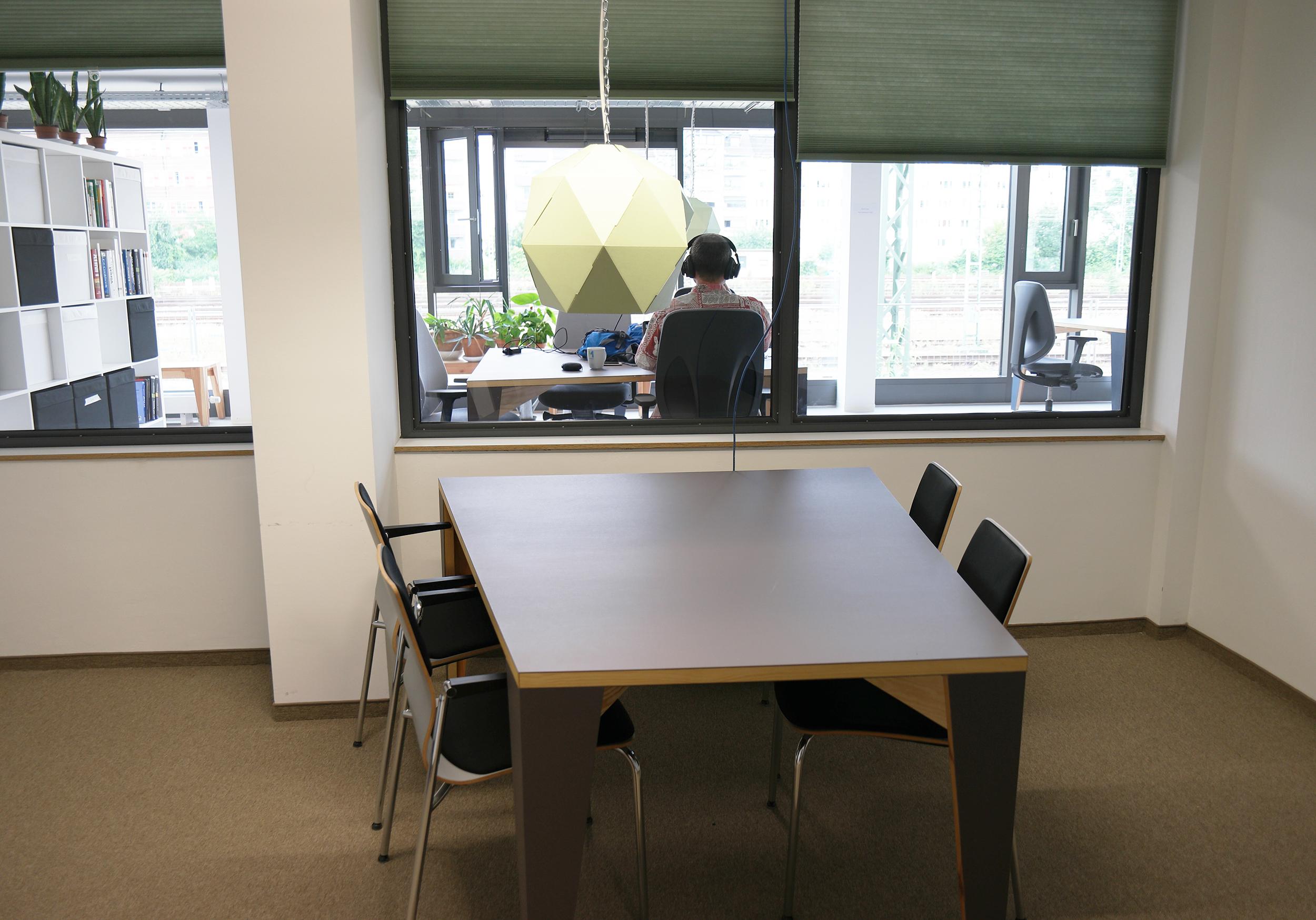 Coworking-M1 – Meetingraum S