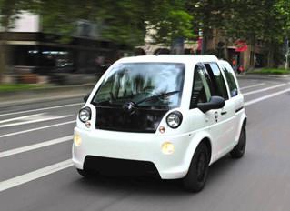 Elektroautos - unterwegs mit unserer MIA