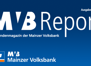 Synthro im MVB Report 03/2016