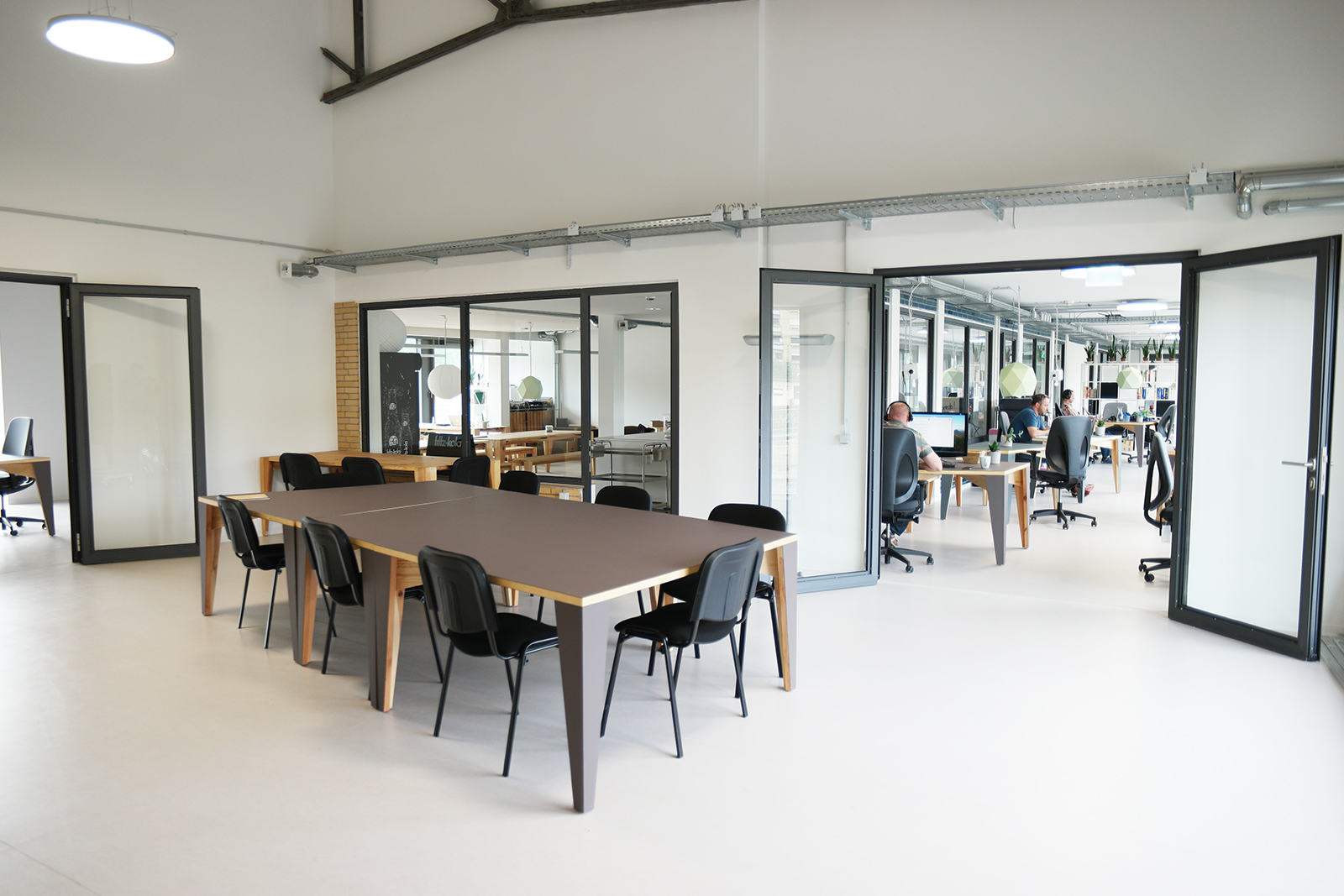 Coworking-M1 – Gueterhalle Sued