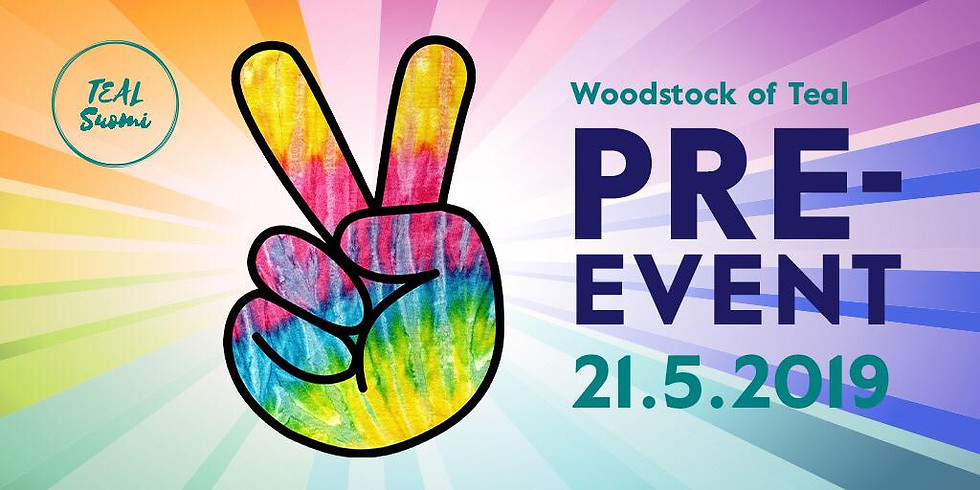 Woodstock of Teal: What is Teal?