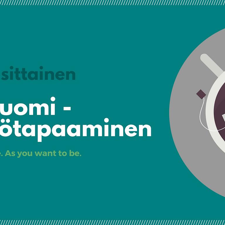 Joulukuun Teal Suomi -yhteisötapaaminen