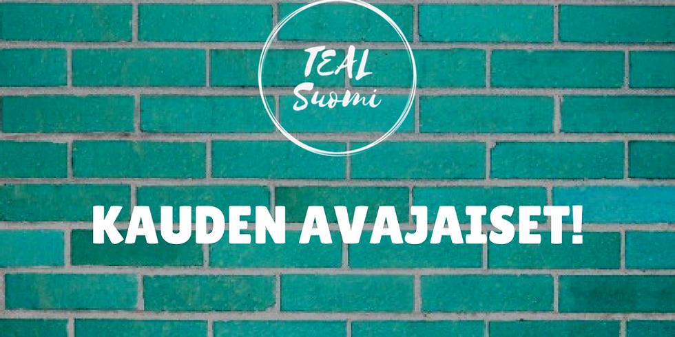 Teal Suomi Kauden Avajaiset