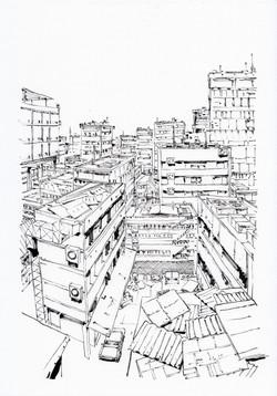 Walled City no.21