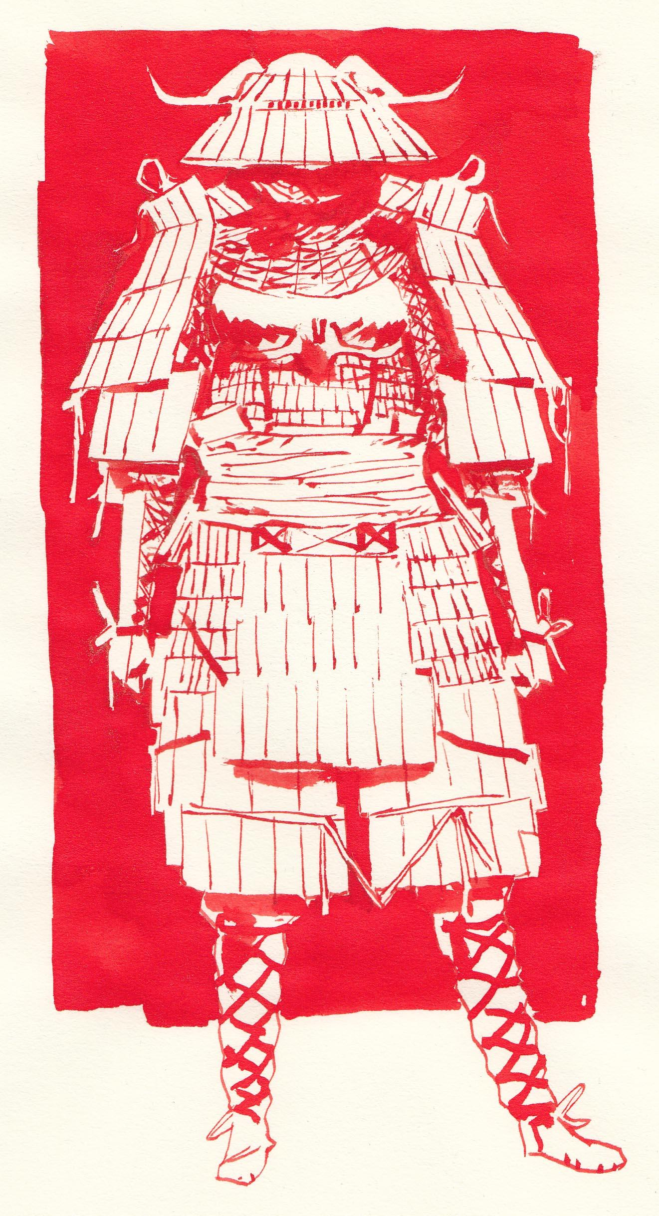 Samurai-ess