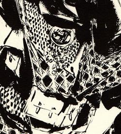 Nameless Wanderer (detail)