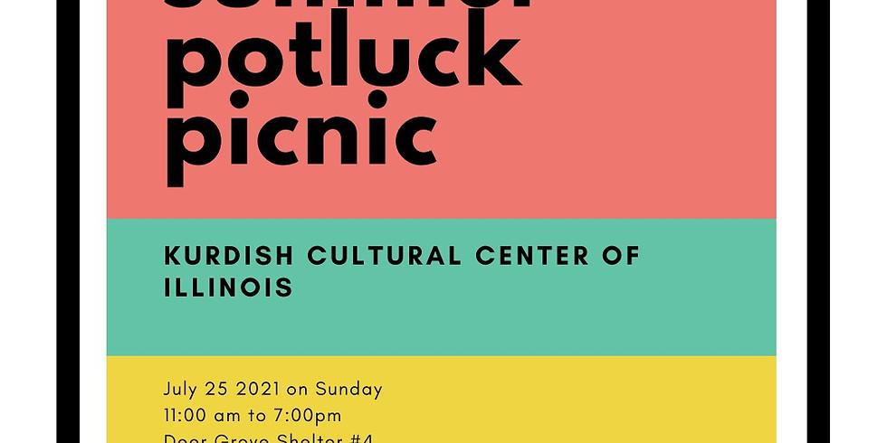 Summer Potluck Picnic