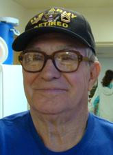 Jerry Blackwell, PGC Treasurer