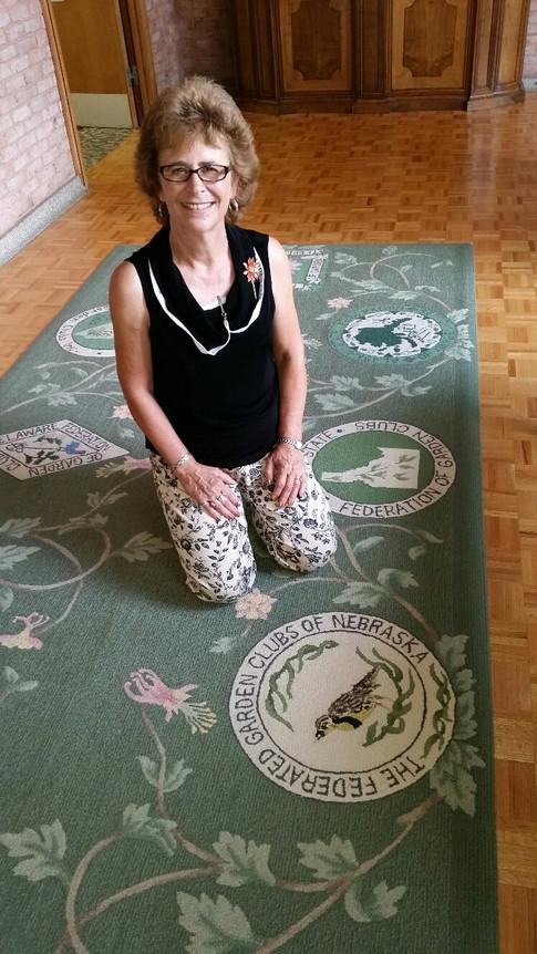 Charlotte Swanson, FGCN former president