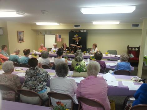 PGC Hosting District Meeting