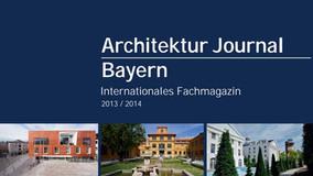 Architektur Journal Bayern