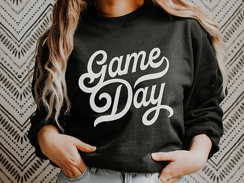 Game Day T-Shirt/Long Sleeve