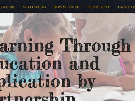 We Got a New Website!