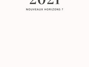 BONNE ET HEUREUSE ANNEE 2021! la #chronique de l'écrivaine #12 J'AI UN CADEAU POUR TOI