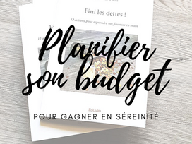 PLANIFIER SON BUDGET