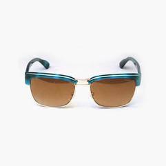 Blue Capped Sunglasses