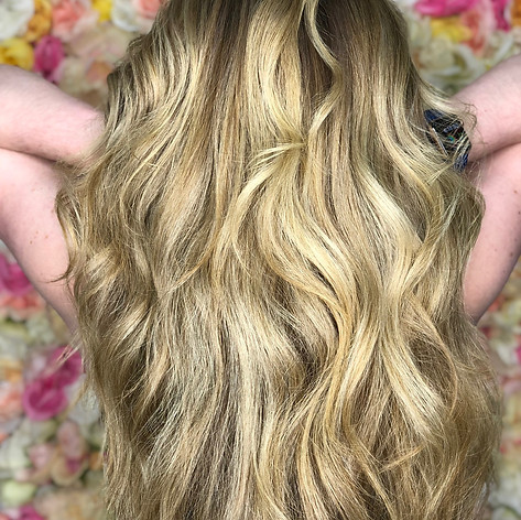 Full babylight (thin highlights), haircut, blowdry and style.   Leilani Artistry Studio - Coral Springs, Florida   Broward County's best hair and makeup salon.