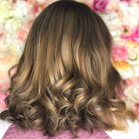 Full hightlight, haircut, blowdry and style.   Leilani Artistry Studio - Coral Springs, Florida   Broward County's best hair and makeup salon.
