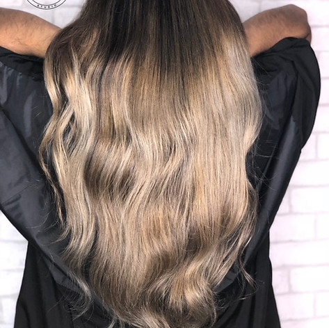 Color correction. Haircut, blowdry and style.    Leilani Artistry Studio - Coral Springs, Florida   Broward County's best hair and makeup salon.