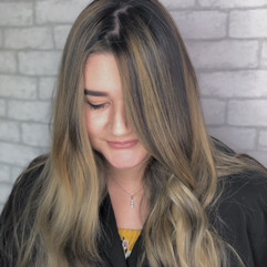Color Correction- First Session. Haircut, blowdry and style.    Leilani Artistry Studio - Coral Springs, Florida   Broward County's best hair and makeup salon.