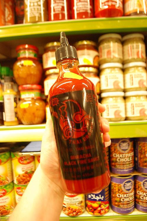 Sriracha Black Fire Sauce