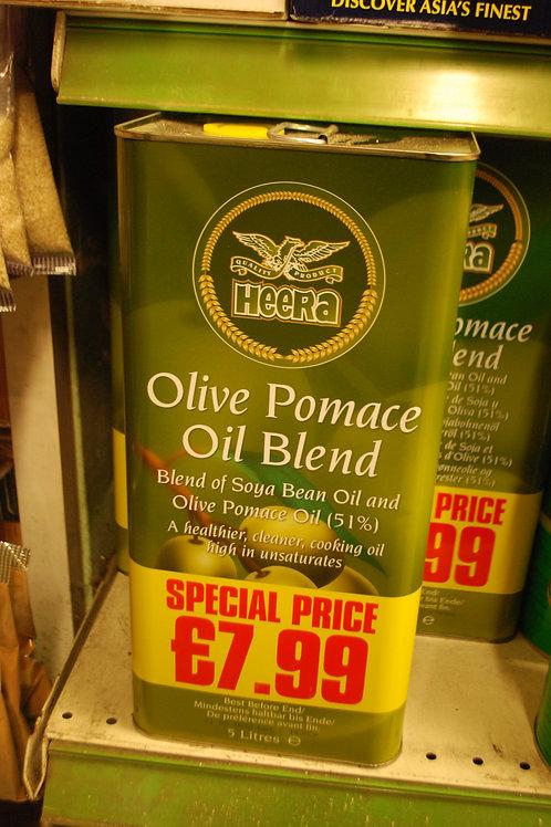 Olive Pomace Oil Blend