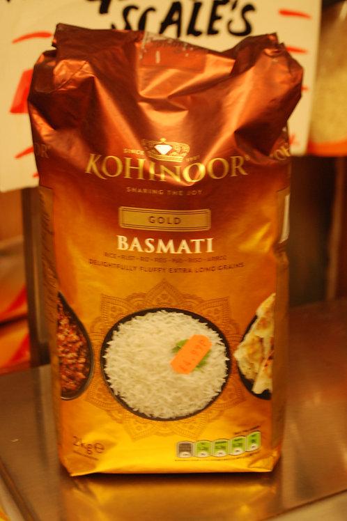 Kohinoor Gold Basmati Rice