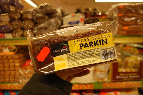 Sticky Treacle Parkin