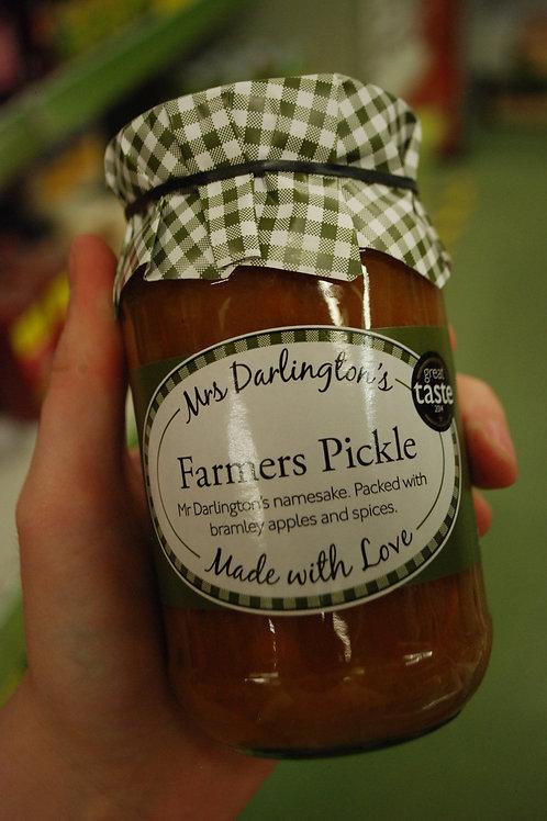 Mrs Darlington's Chutney's and Pickles
