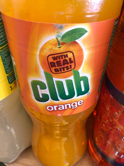 Club orange 2lire