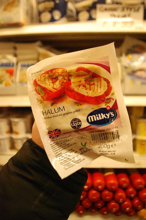 Milky's Halloumi