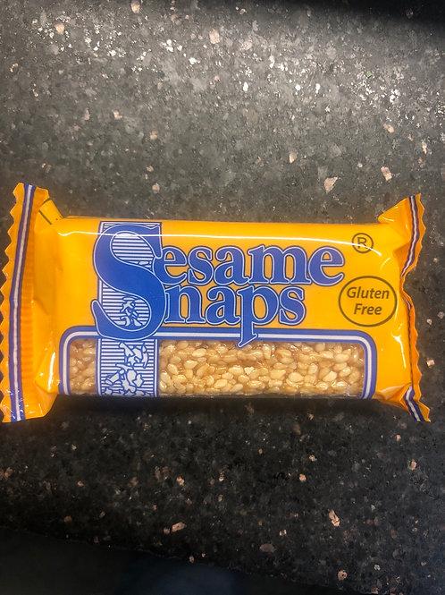 Sesame snaps