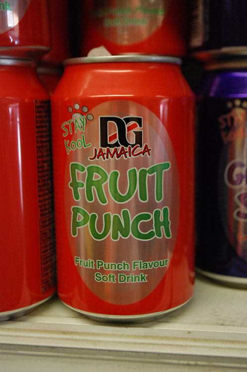 DG Jamaica Cans