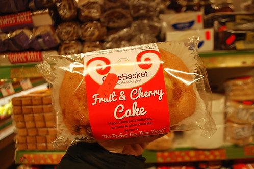 Fruit and Cherry Cake