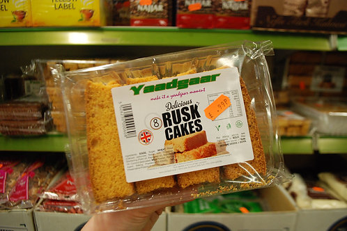 Rusk Cakes