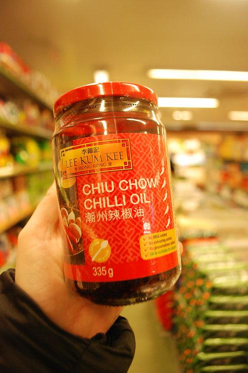Chiu Chow Chilli Oil
