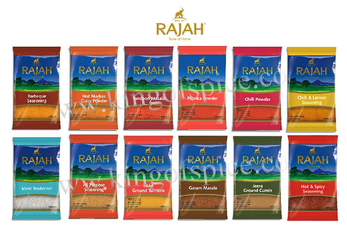 Rajah Spices and Seasoning