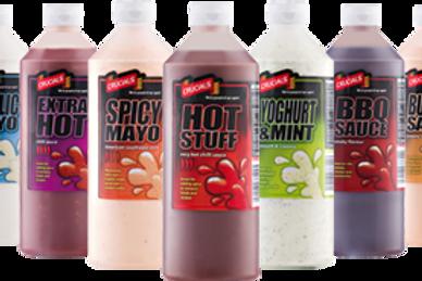 Crucials Sauces