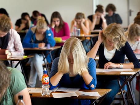 Τι είναι το άγχος των εξετάσεων και πως μπορούμε να το αντιμετωπίσουμε