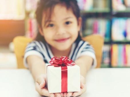 Το δώρο που προσφέρουν τα παιδιά στους γονείς