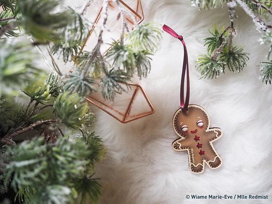 """Boule de Noël """"Petit biscuit"""""""