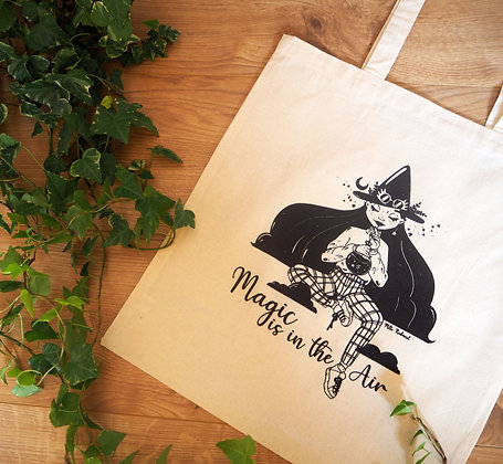 Tote-bag / Magic is in the air