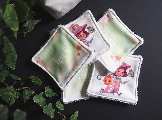"""Lingettes multi-usages pour bébé - """"Luck, Dream & Magic"""""""
