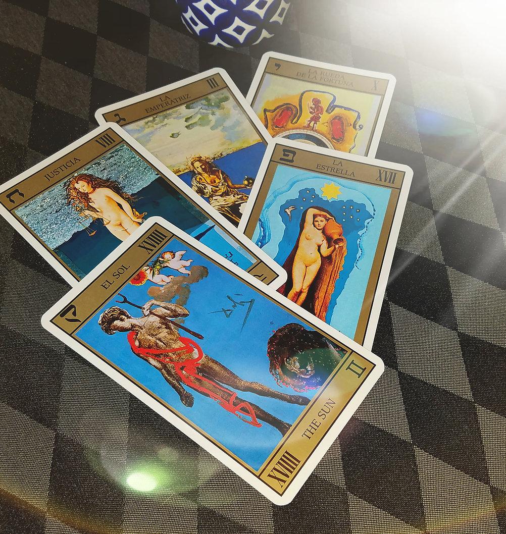 Full Hour Psychic Tarot