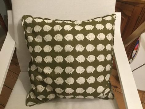 Green hedgehogs