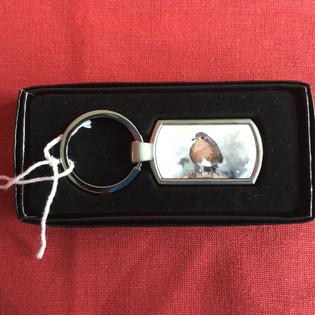 Robin key-ring